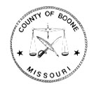 Booune County Missouri